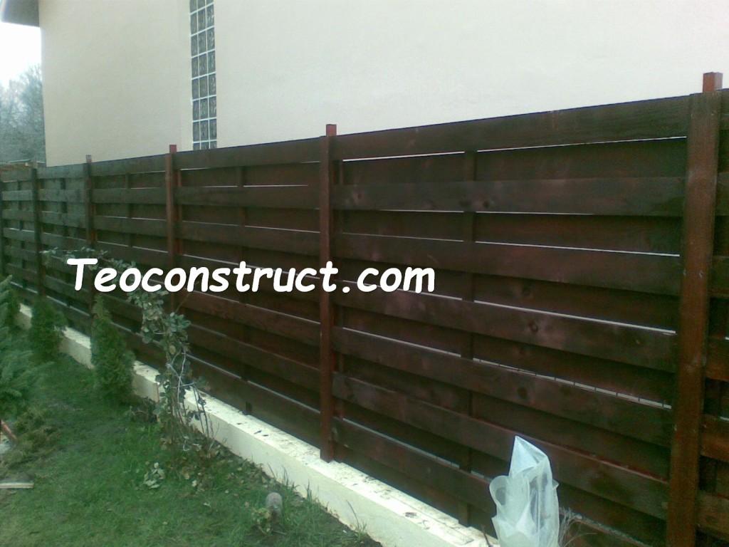 modele garduri din lemn 01