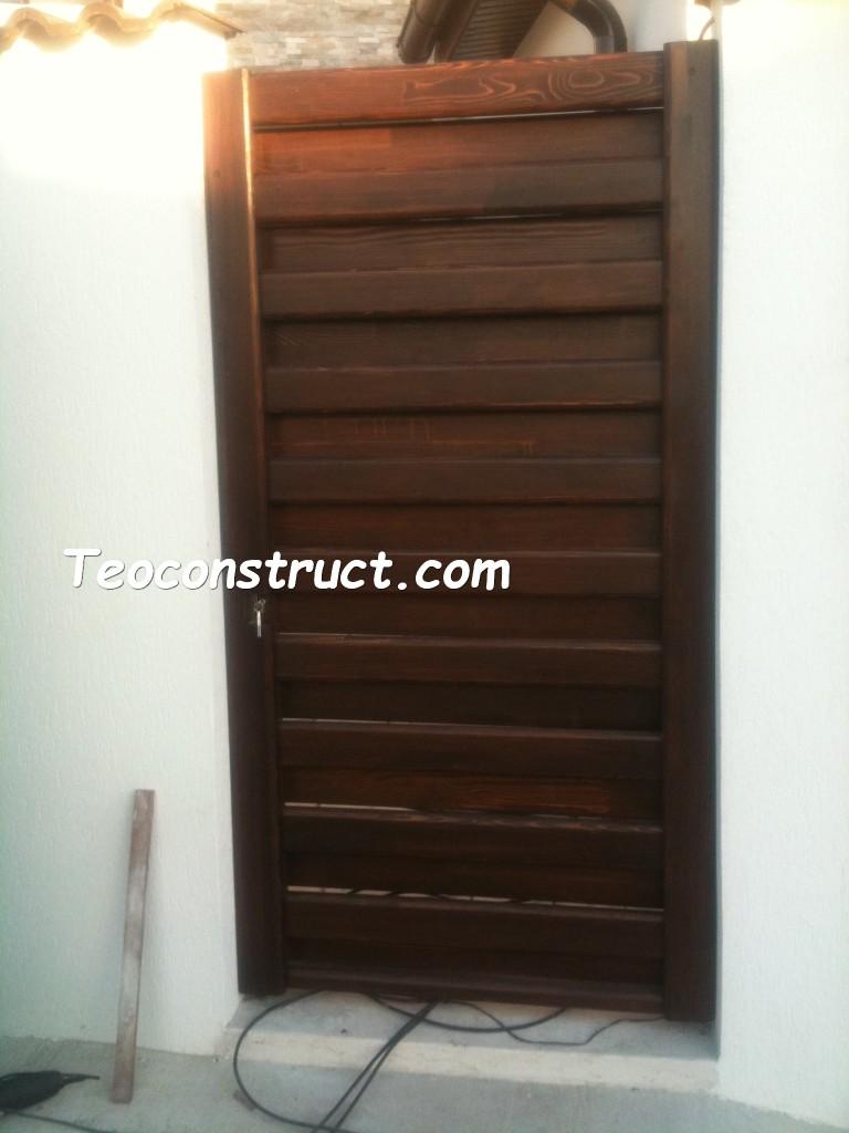 modele porti din lemn 05
