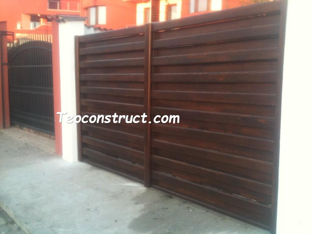 modele porti din lemn 11