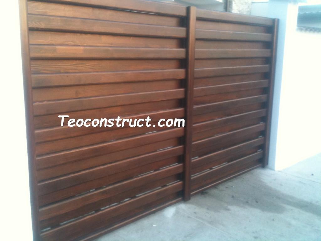 modele porti din lemn 19