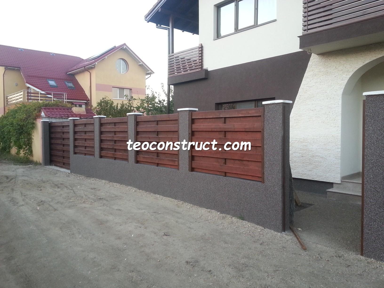 garduri din lemn rustice 5