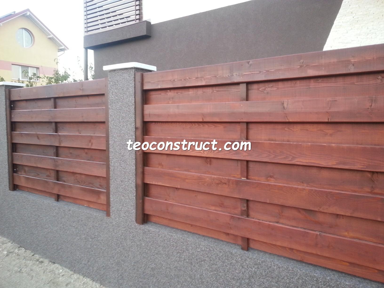 garduri din lemn rustice 7