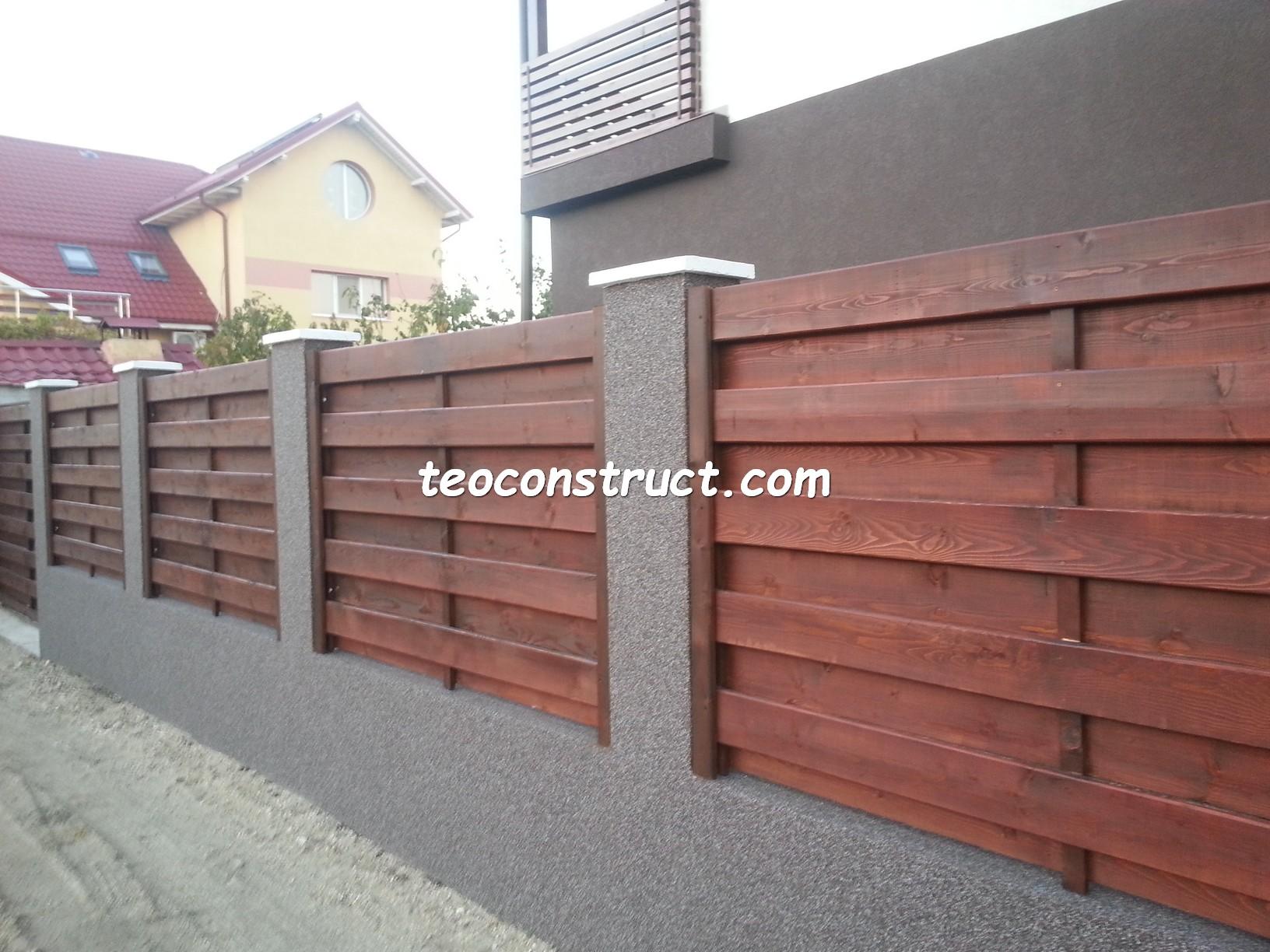 garduri din lemn rustice 8
