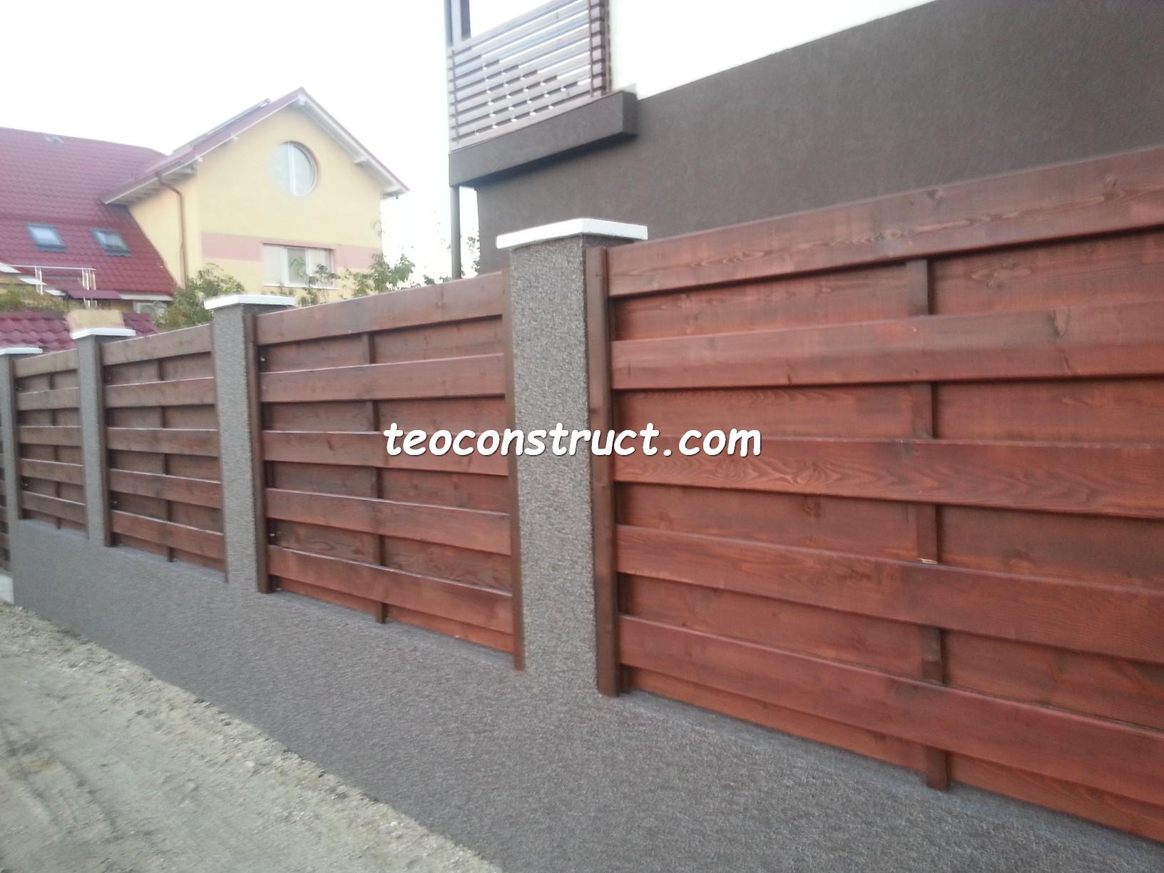 garduri din lemn rustice  9