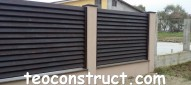 Garduri de lemn poze