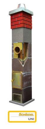 Sisteme de cosuri de fum ceramice schiedel uni plus 5