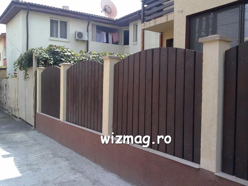 garduri din lemn cu lamele verticale 03