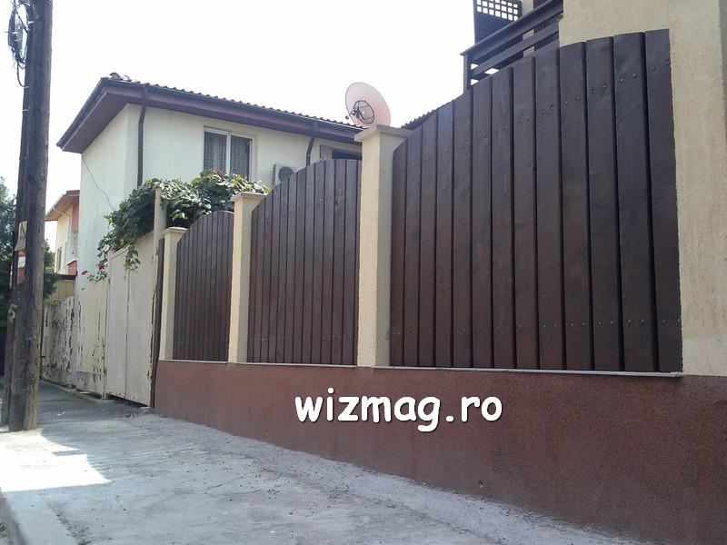 garduri din lemn cu lamele verticale 04
