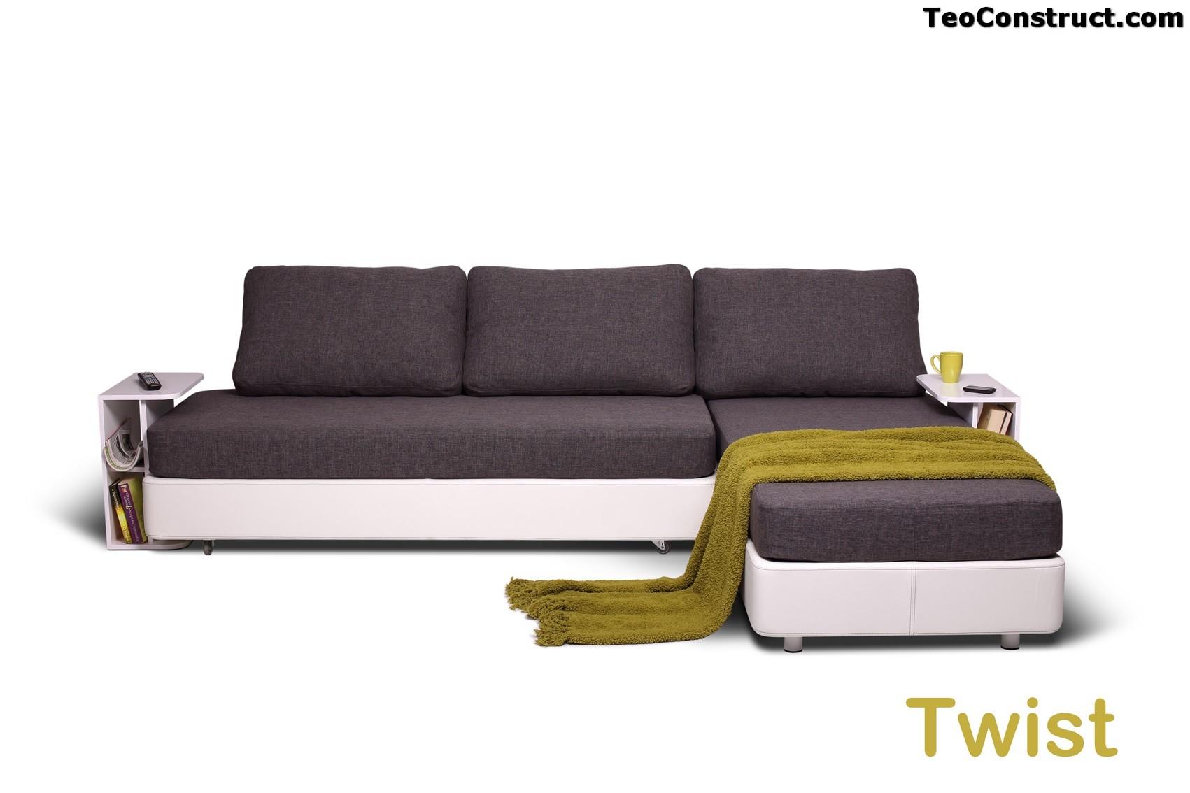 Canapea Twist pentru apartament01