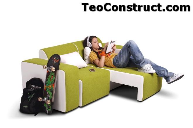 Canapea pentru adolescenti Lego02
