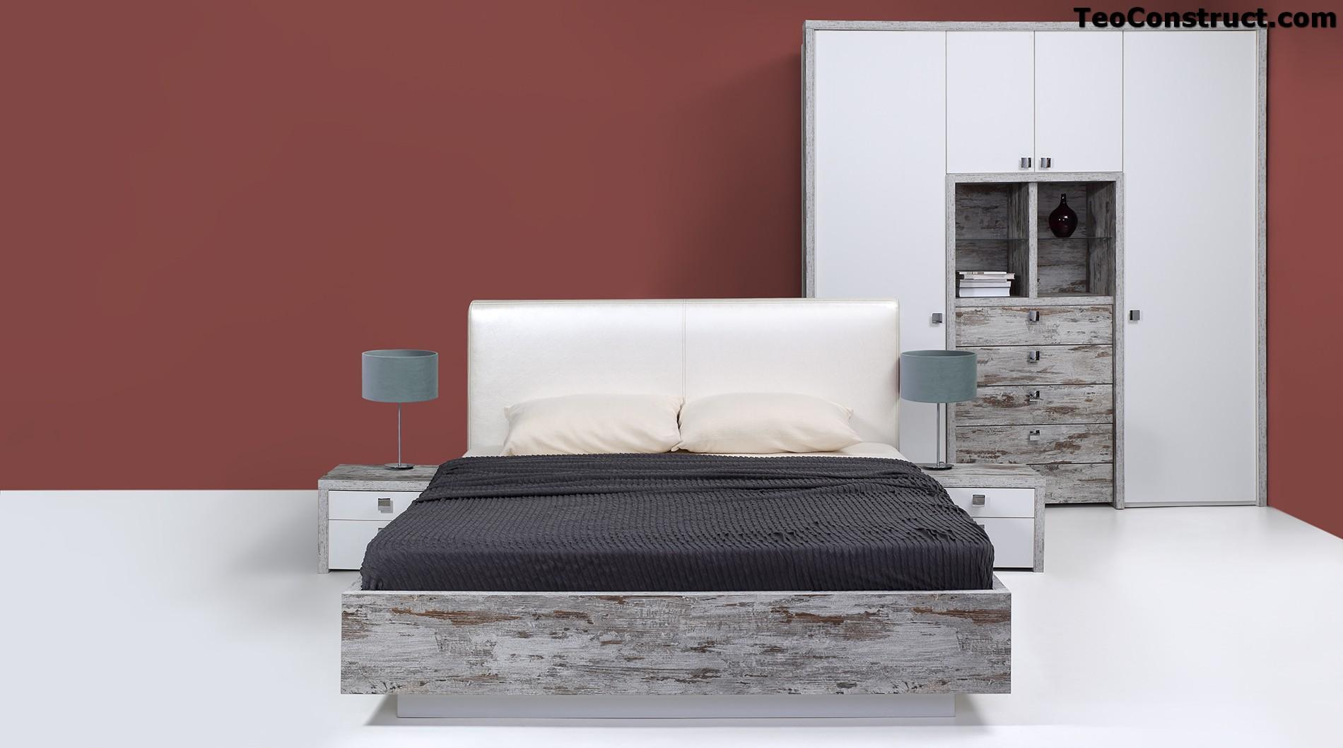 Dormitor de calitate Antique01