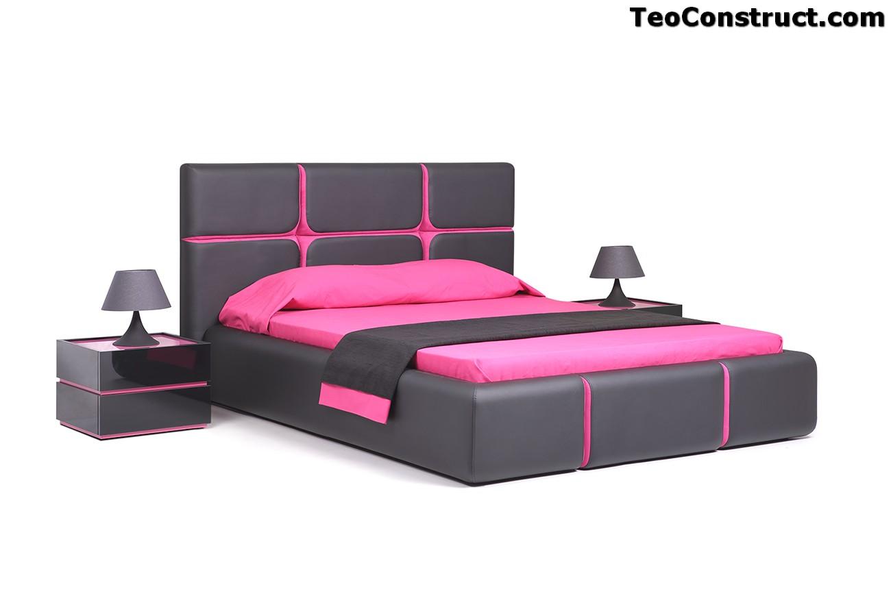 Dormitor ieftin Akcent01