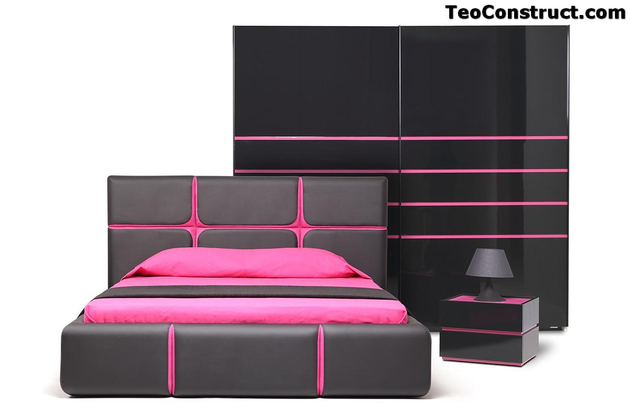 Dormitor ieftin Akcent03