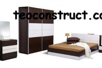 mobilier de dormitor sansa 01