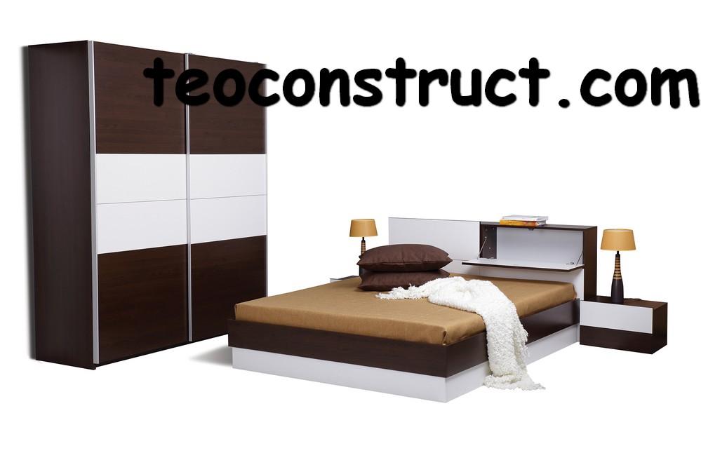 mobilier de dormitor sansa 04