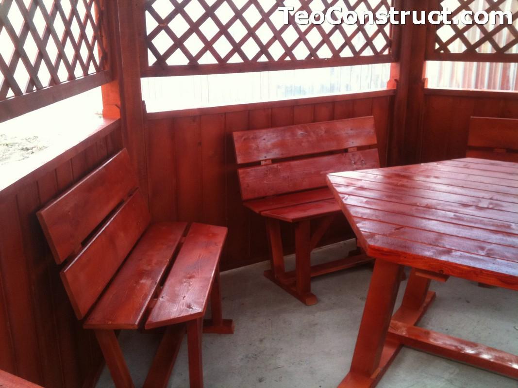Foisoare de gradina din lemn Bucuresti3