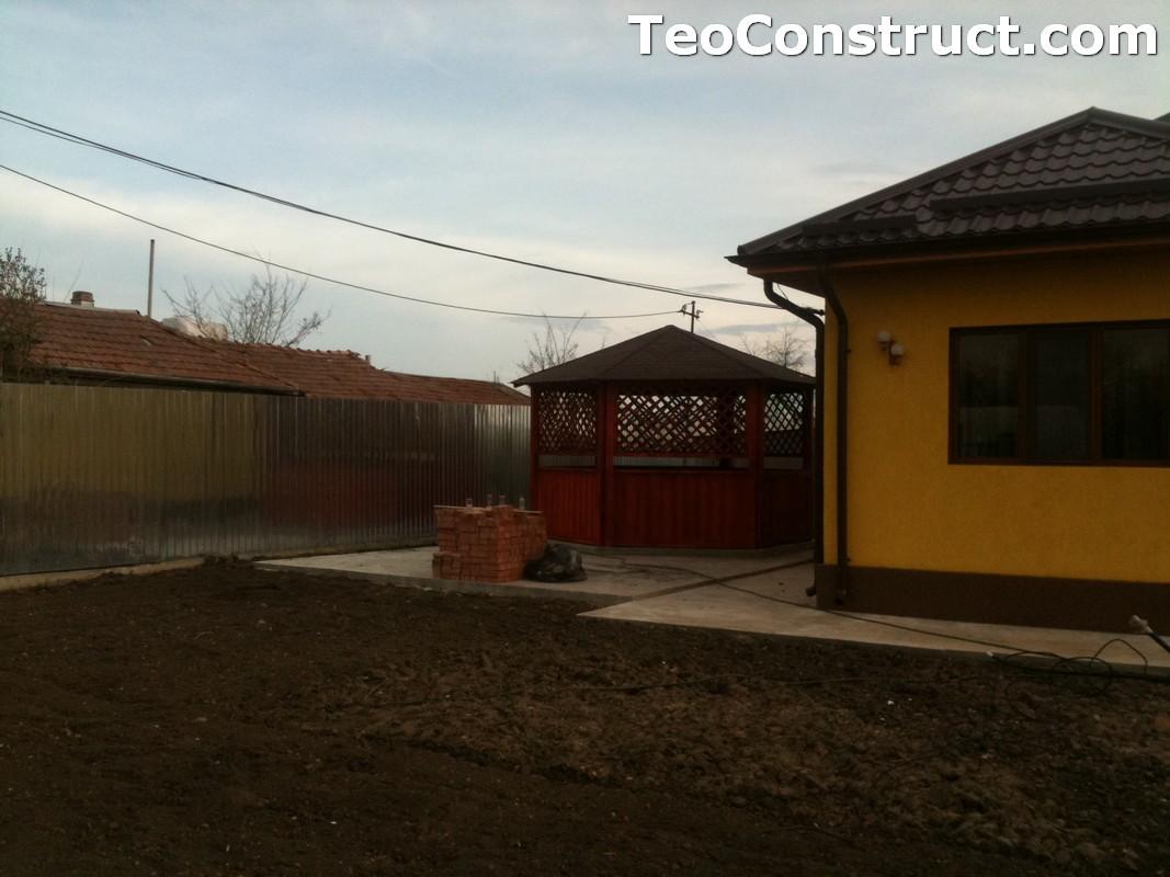 Foisoare de gradina din lemn Bucuresti7