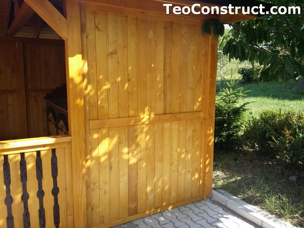 Foisoare de gradina din lemn Buzau26