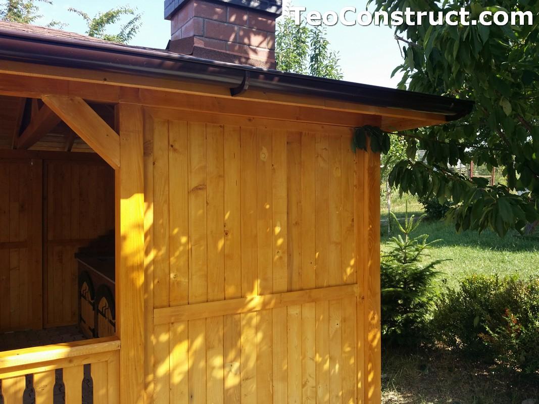 Foisoare de gradina din lemn Buzau27