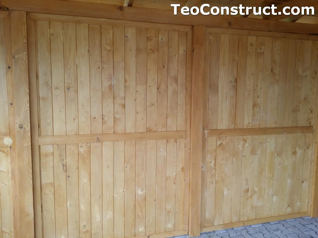 Foisoare de gradina din lemn Buzau3