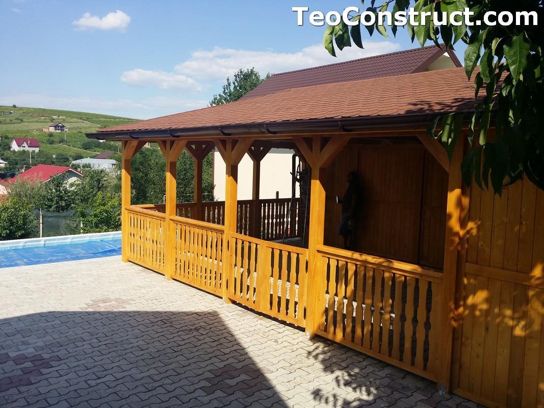 Foisoare de gradina din lemn Buzau33