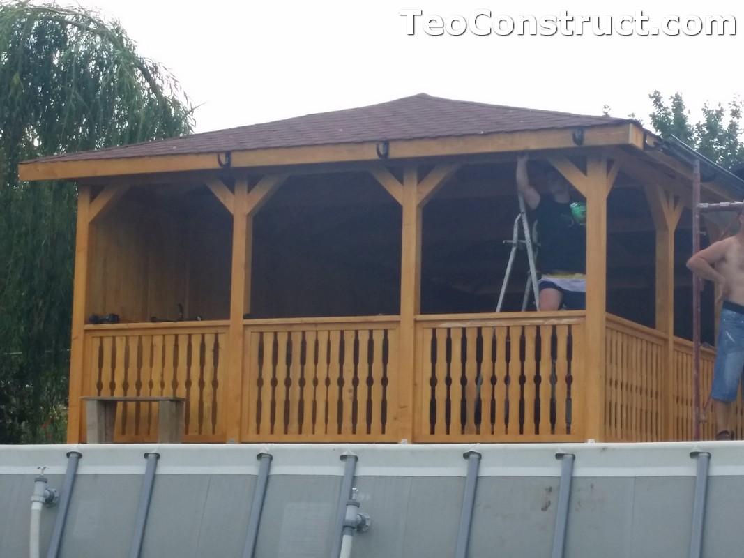 Foisoare de gradina din lemn Buzau4
