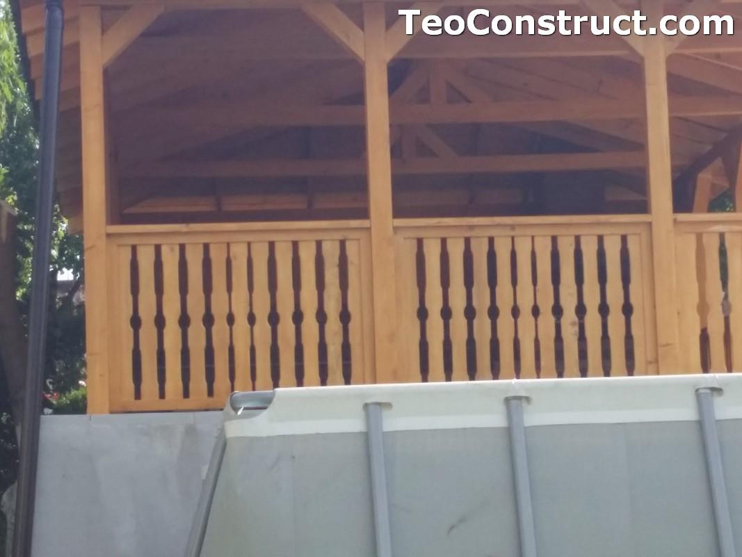 Foisoare de gradina din lemn Buzau44