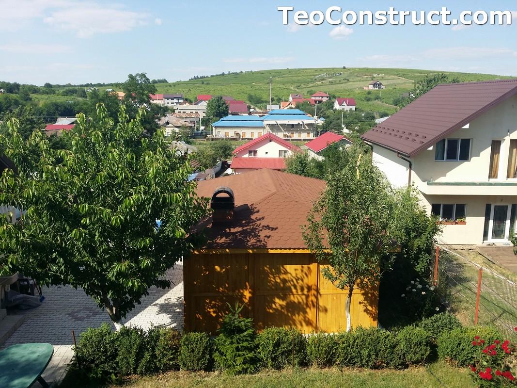 Foisoare de gradina din lemn Buzau49
