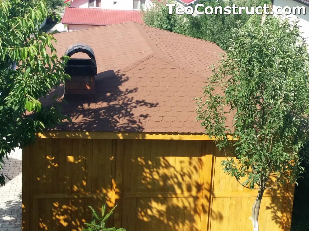 Foisoare de gradina din lemn Buzau51