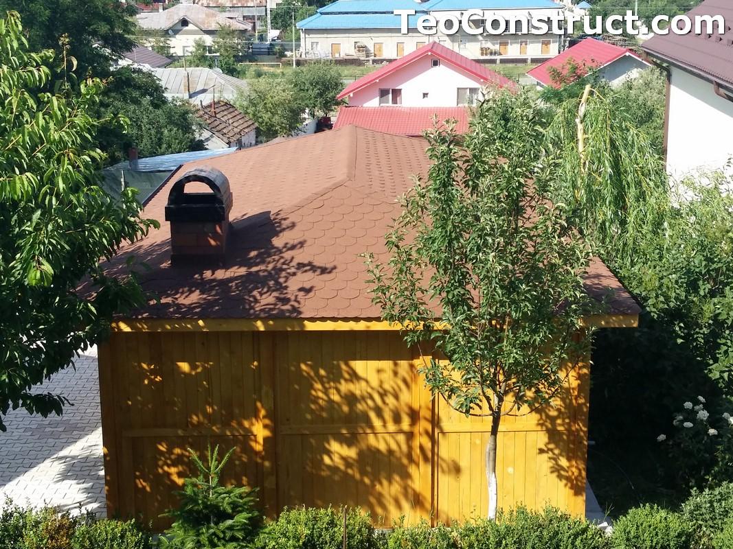 Foisoare de gradina din lemn Buzau57