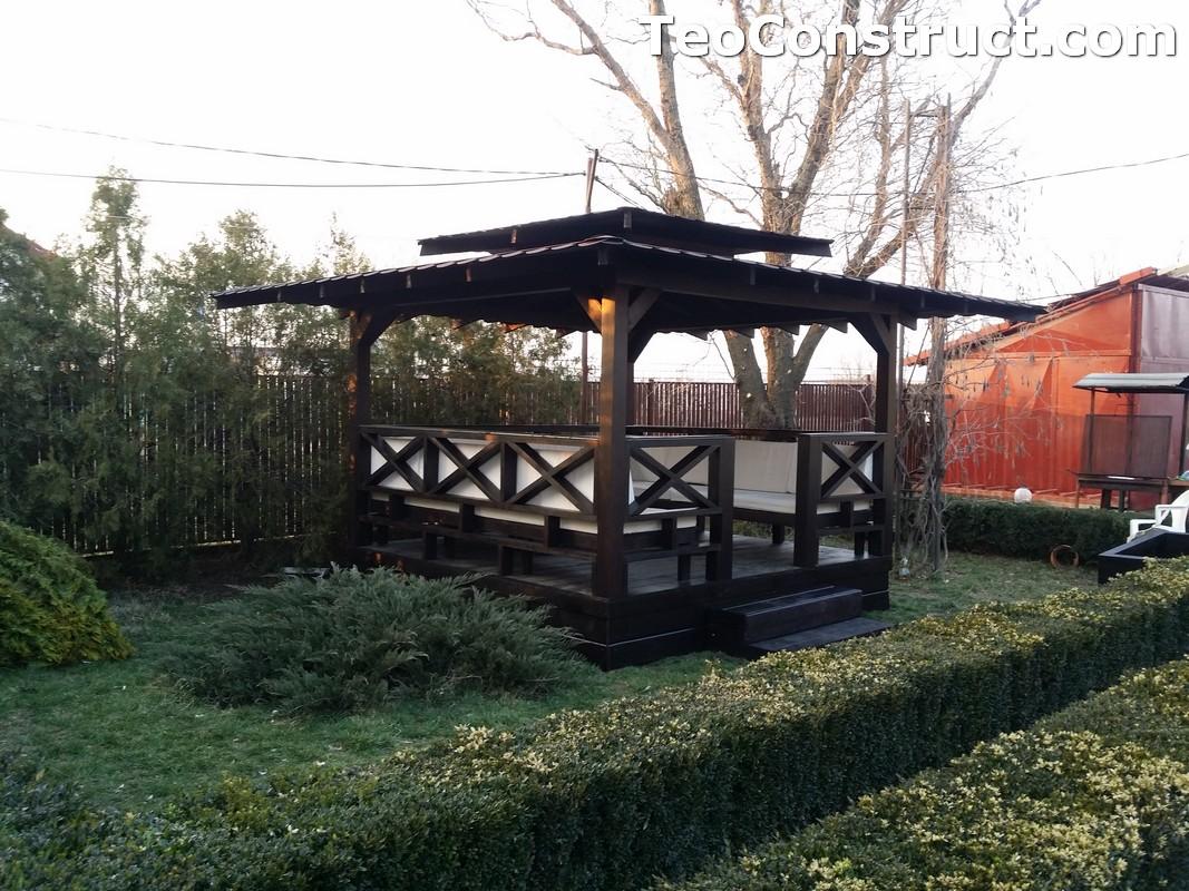 Foisoare de gradina din lemn Pitesti19