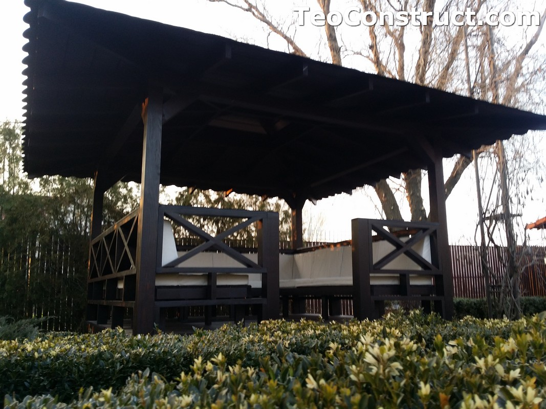Foisoare de gradina din lemn Pitesti31
