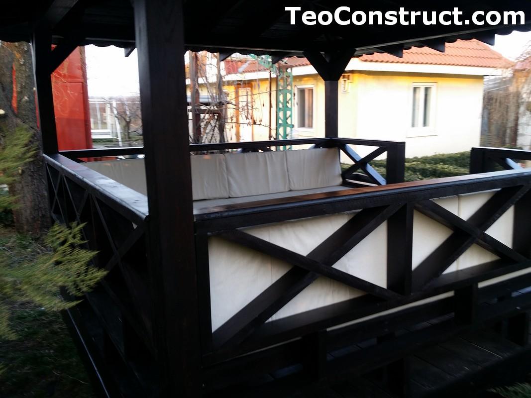 Foisoare de gradina din lemn Pitesti36