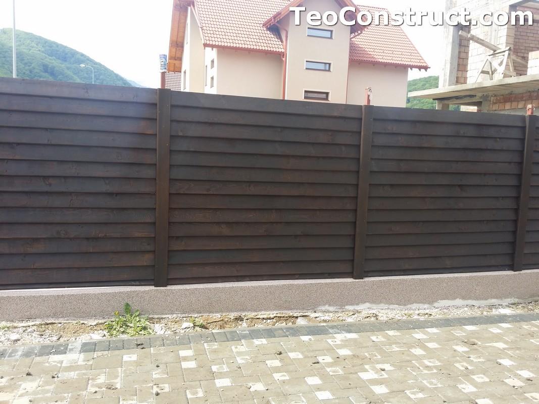 Garduri decorative din lemn Alexandria1