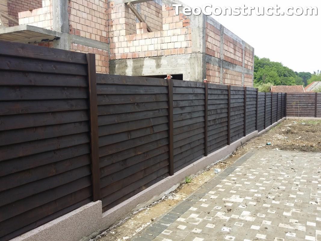 Garduri decorative din lemn Alexandria11