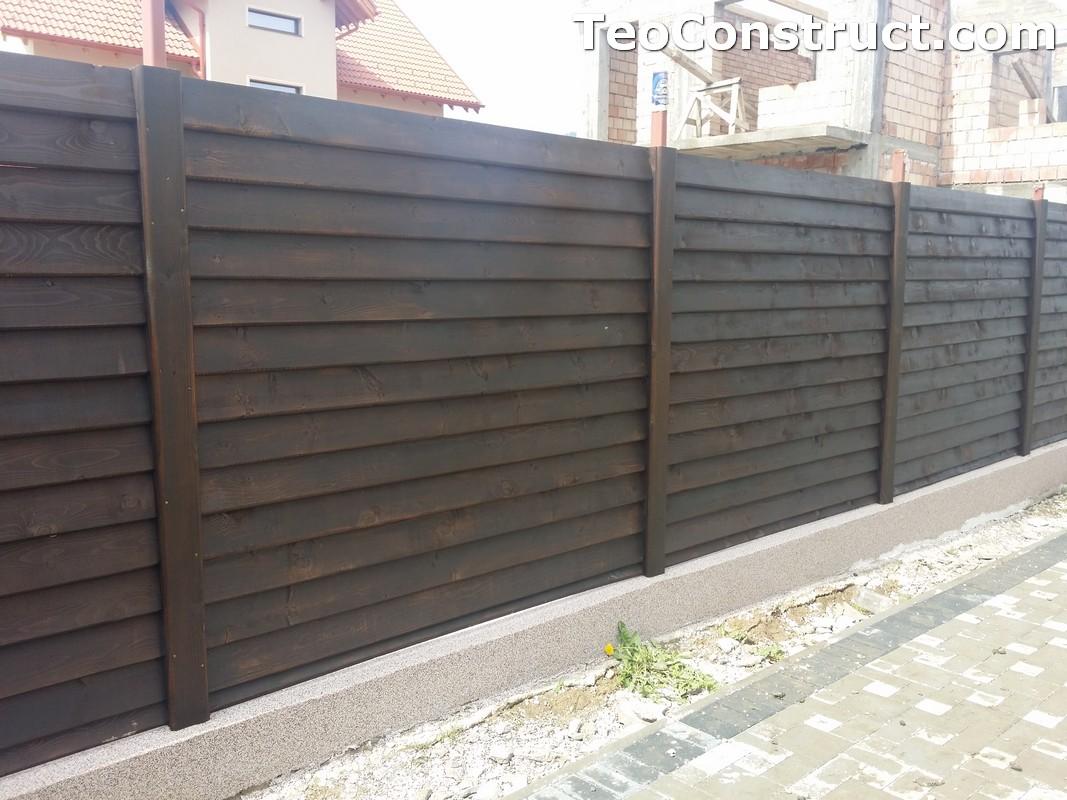 Garduri decorative din lemn Alexandria2