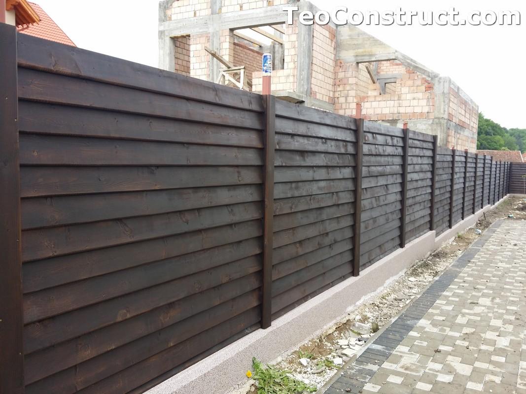 Garduri decorative din lemn Alexandria21
