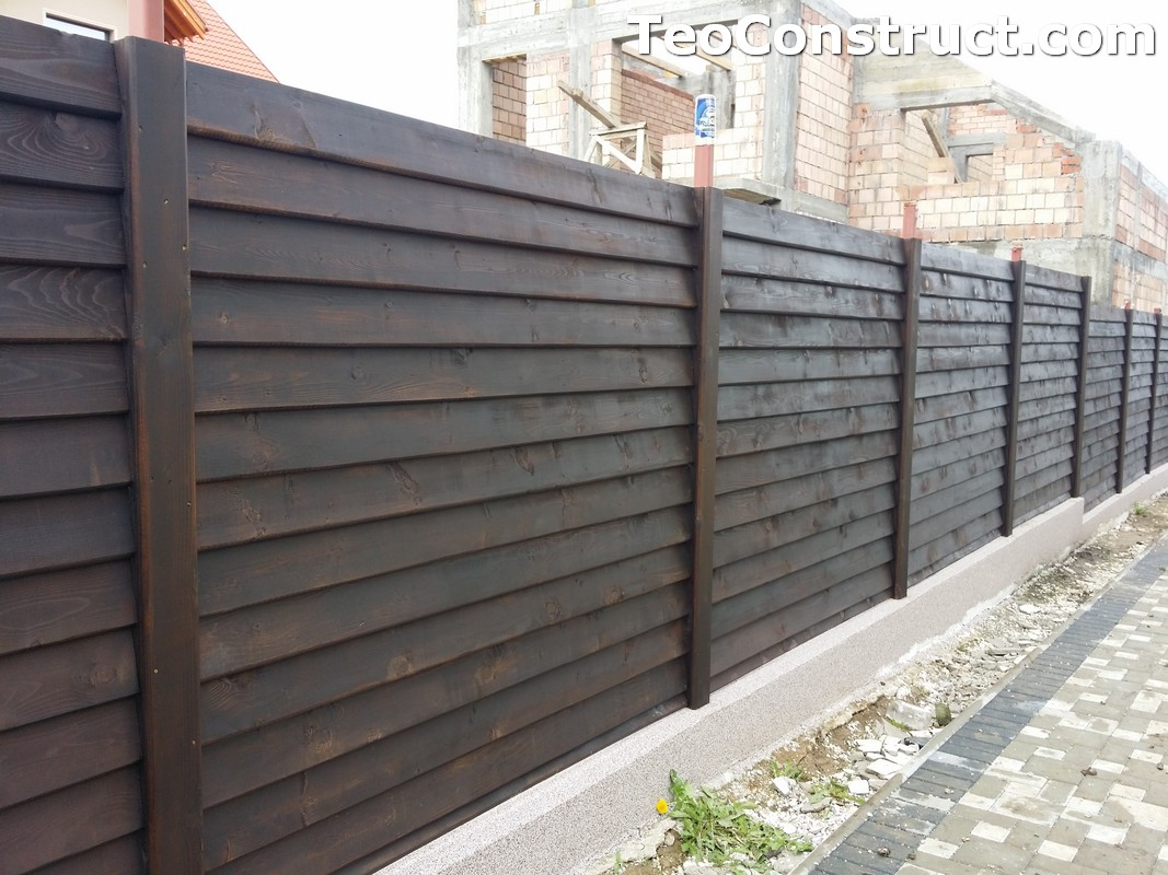 Garduri decorative din lemn Alexandria22