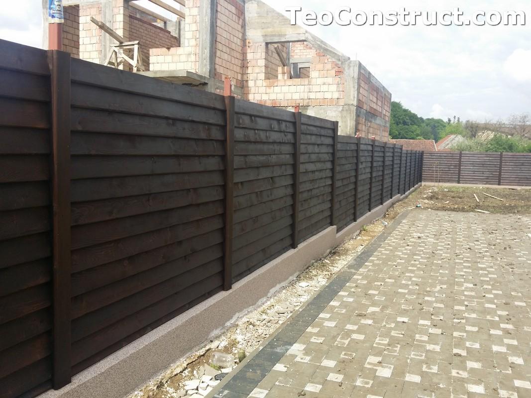 Garduri decorative din lemn Alexandria4