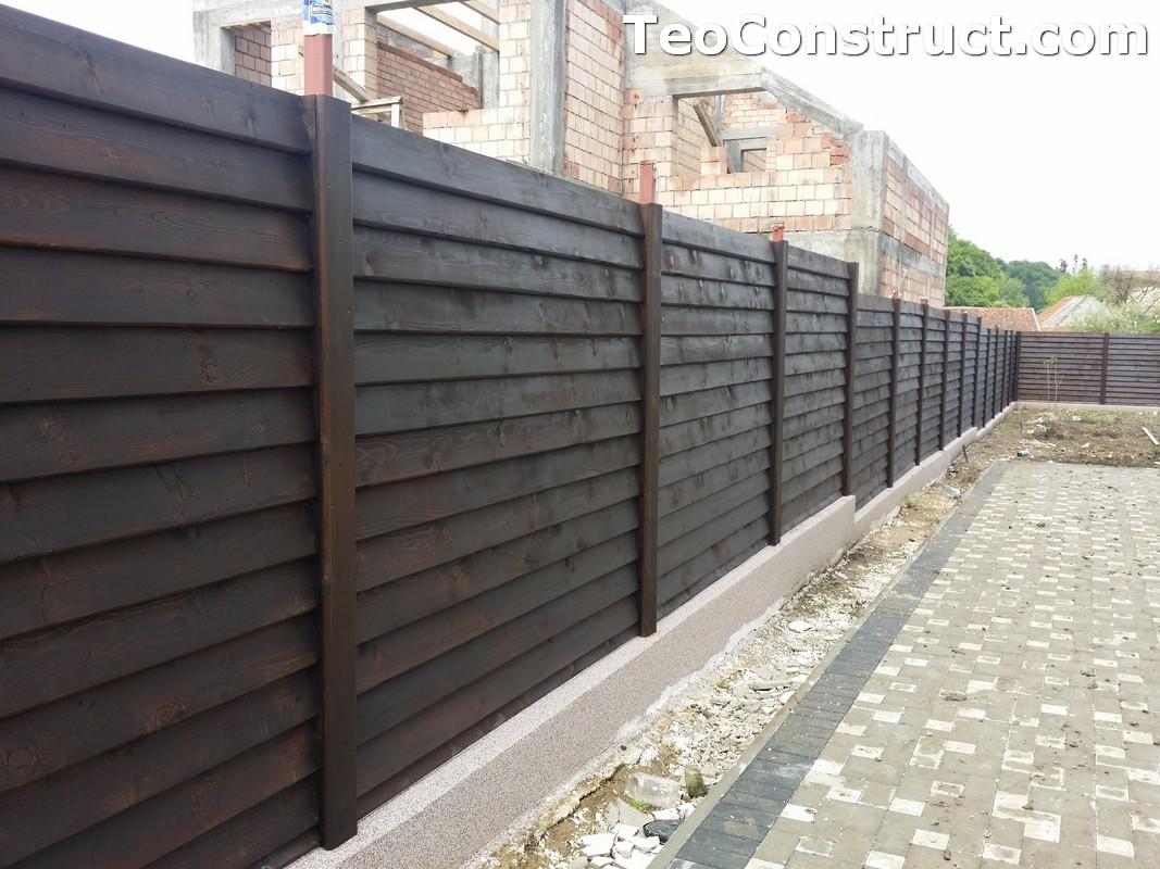 Garduri decorative din lemn Alexandria8