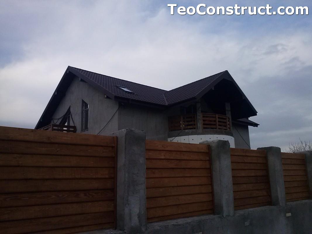 Garduri din lemn Timisoara 8