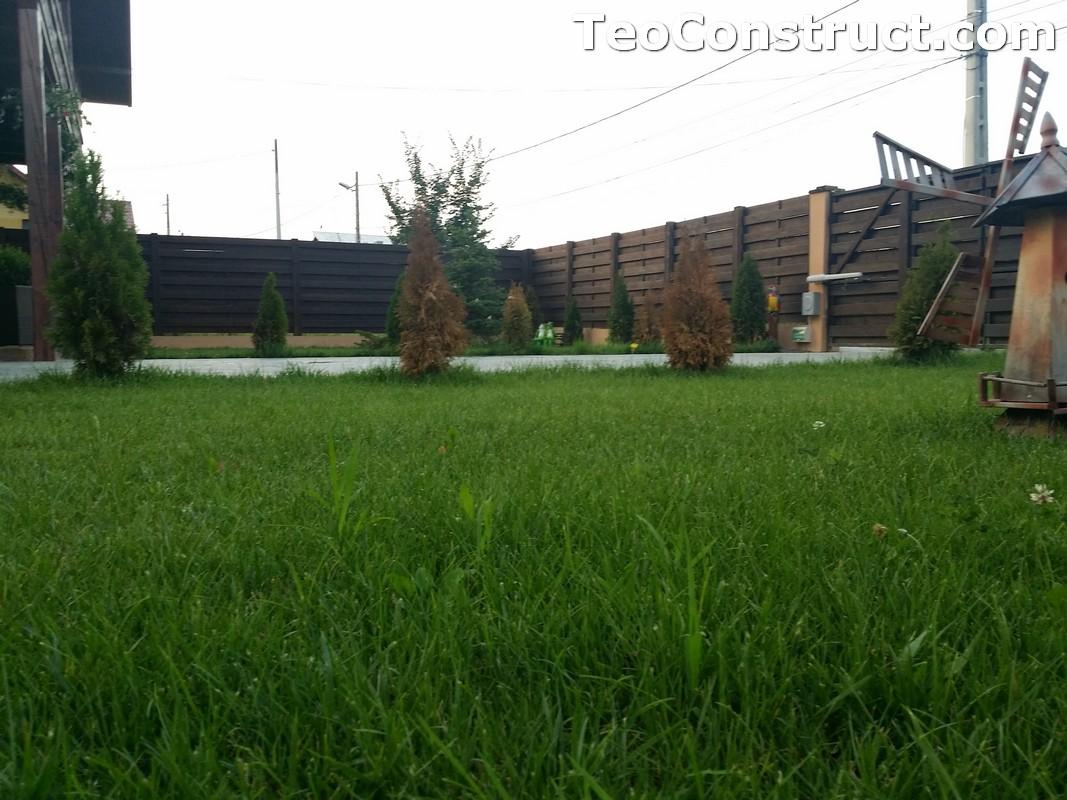 Garduri din lemn cu lamele orizontale7