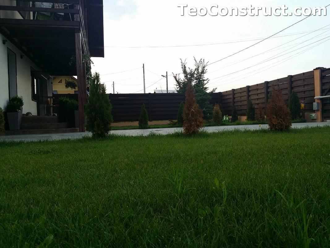 Garduri din lemn cu lamele orizontale8