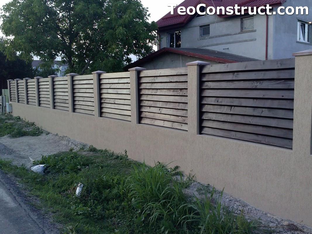 Garduri din lemn preturi Brasov 14