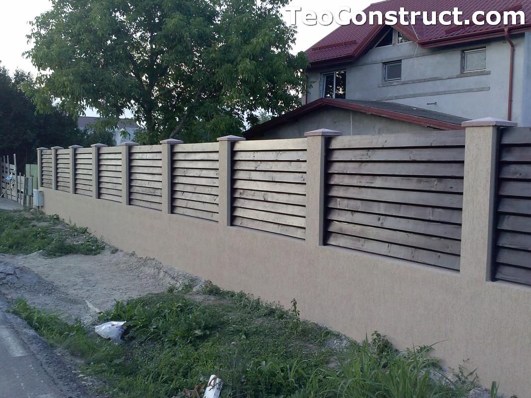 Garduri din lemn preturi Brasov 5