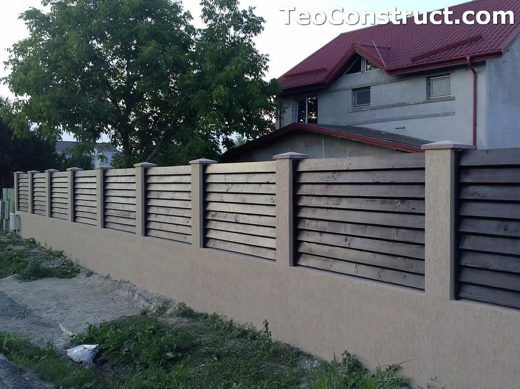 Garduri din lemn preturi Brasov 8