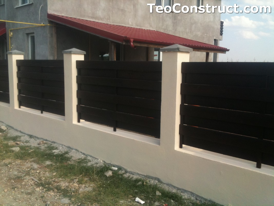 Garduri ornamentale din lemn Alba Iulia 4
