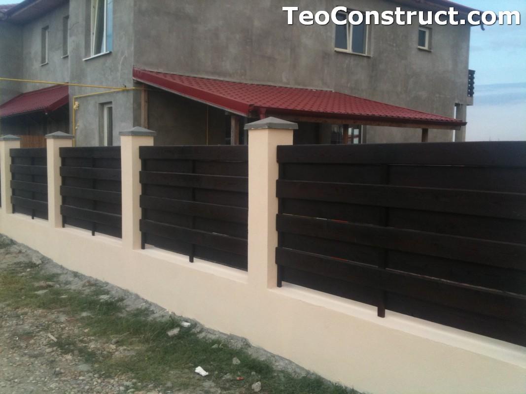 Garduri ornamentale din lemn Alba Iulia 5