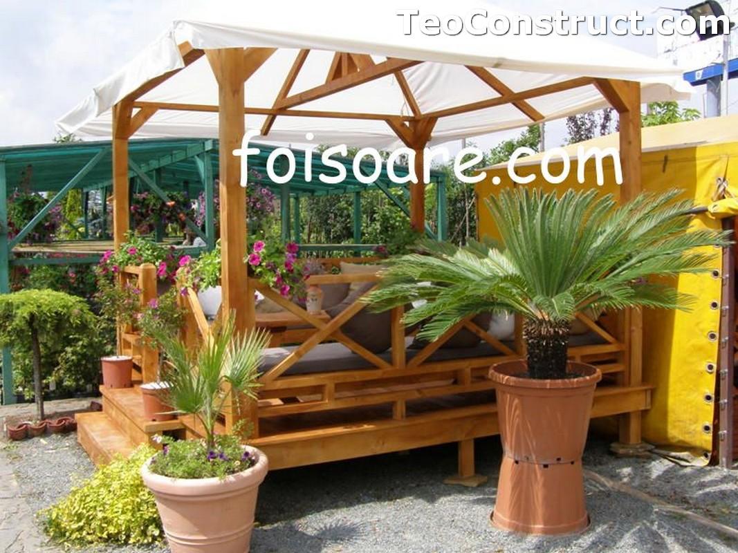 Modele foisoare din lemn Bucuresti9