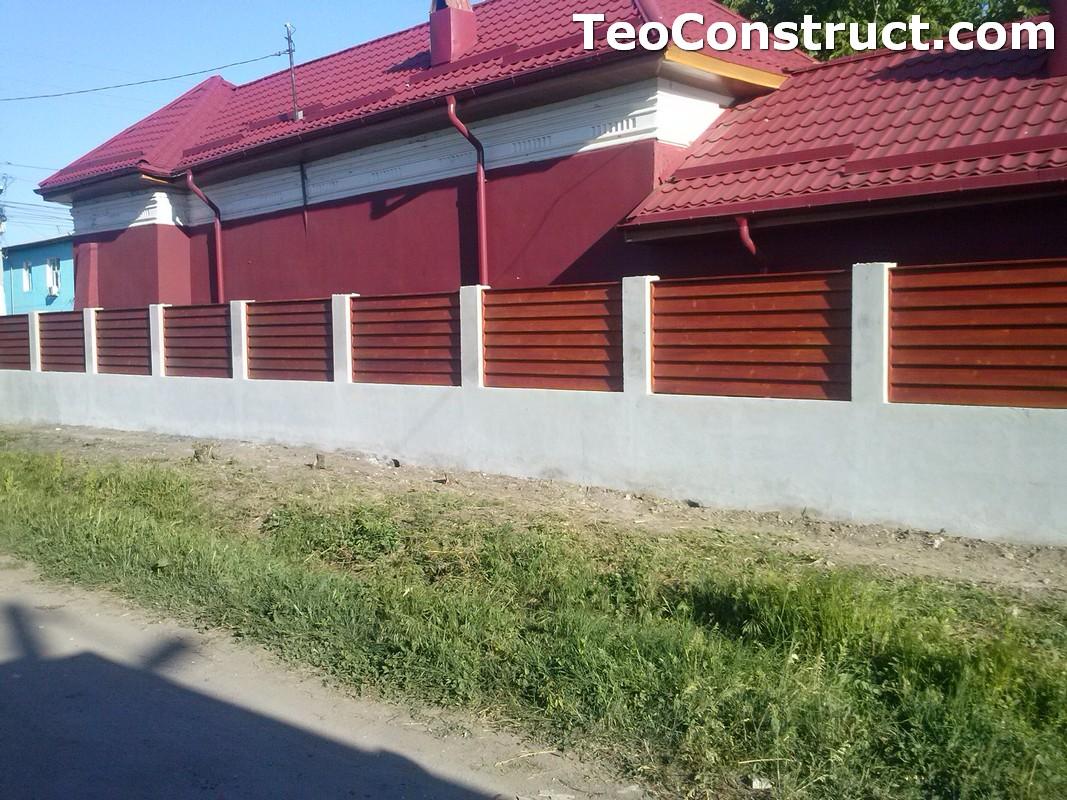 Preturi garduri de gradina din lemn 1